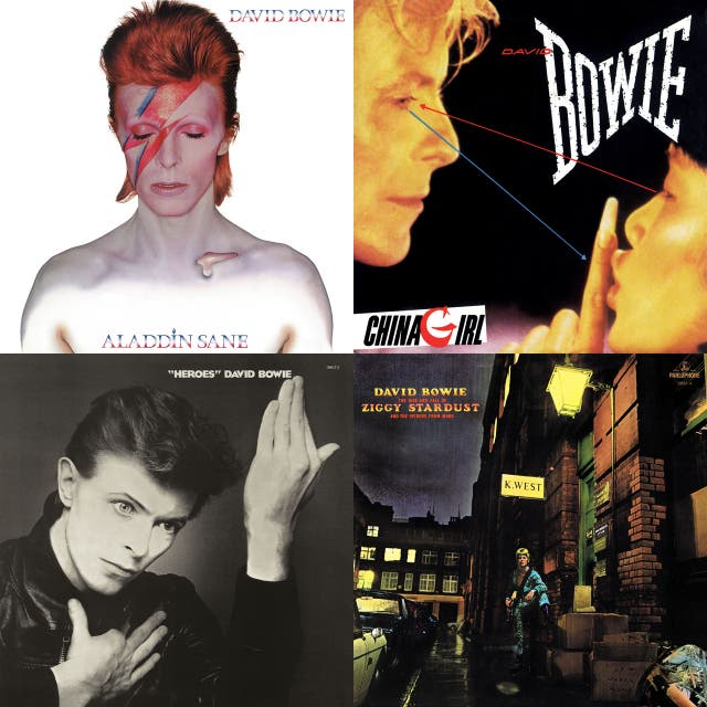 Bowie Ten