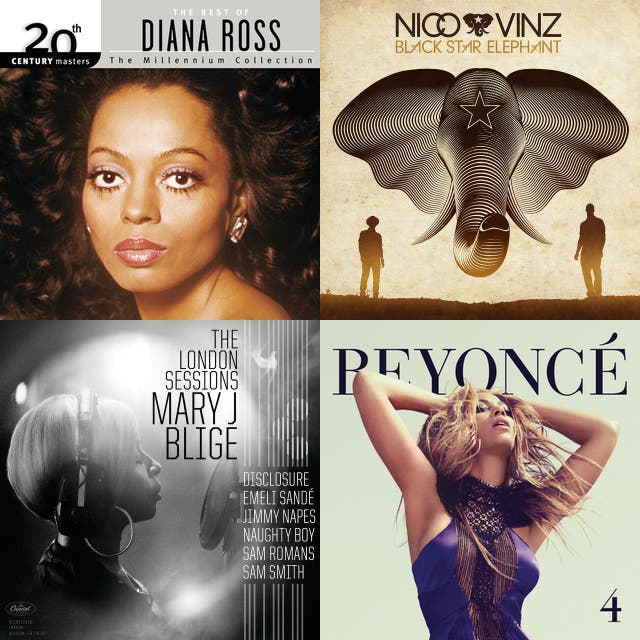 The First Lady's Day of the Girl Playlist