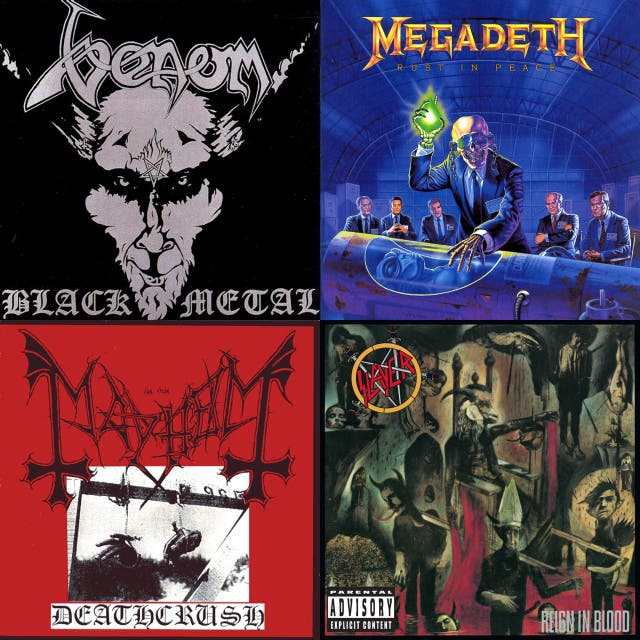 Metallica: Crónica negra del metal