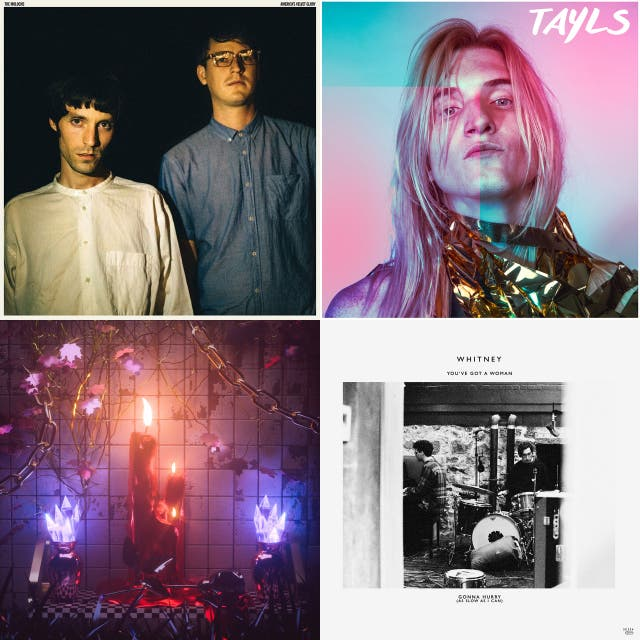 2017, you're so retro, a playlist by Roobin Ericsson on Spotify