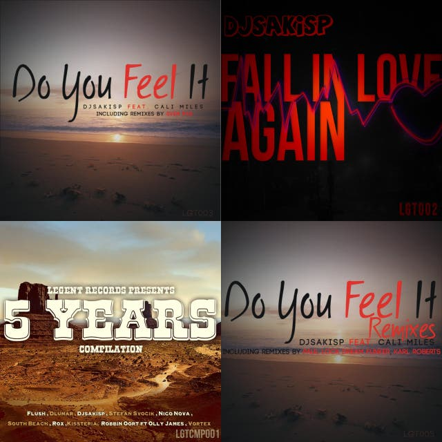 Legent Records Releases