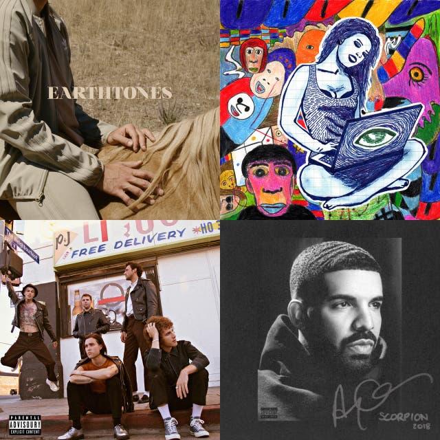Best songs of 2018 #TOP5RAPWEBSITE