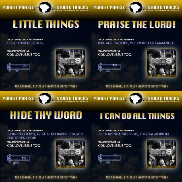 Top Kids Gospel Songs Playlist
