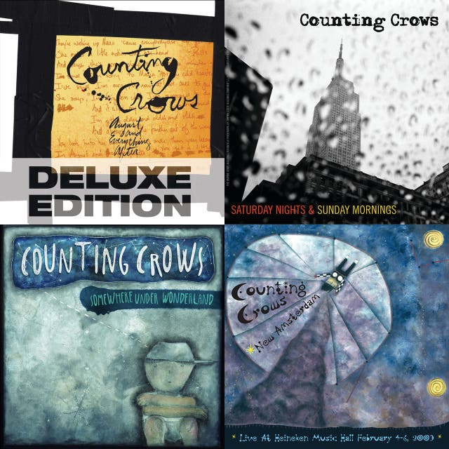 Counting Crows - The FMMR Podcast Playlist  Series