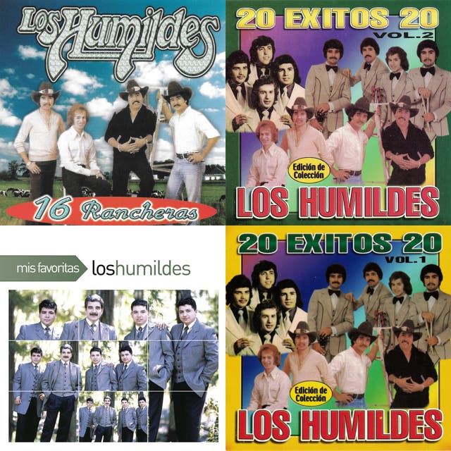 Los Humildez On Spotify