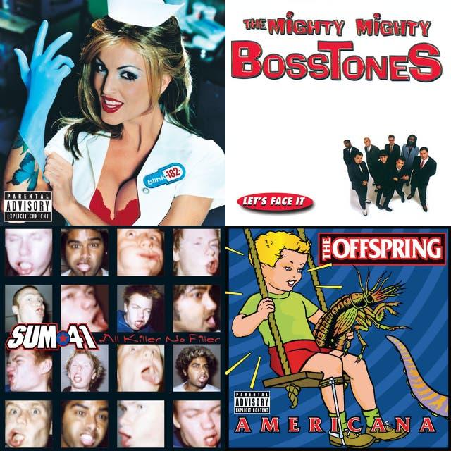 Punk Rock (90's & 00's)