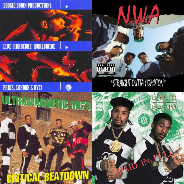 #14 MIXTAPE – Rap Golden Age