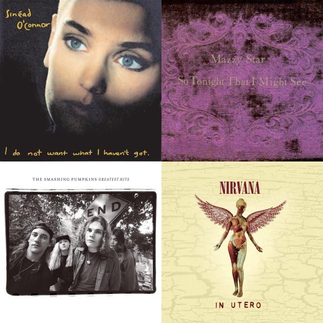 Josh's Top 90 Songs of the 1990s