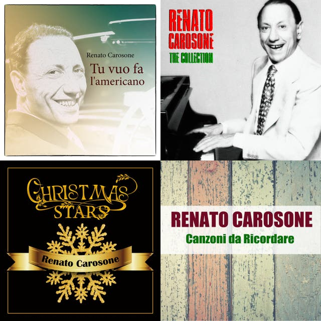 Renato Carosone playlist