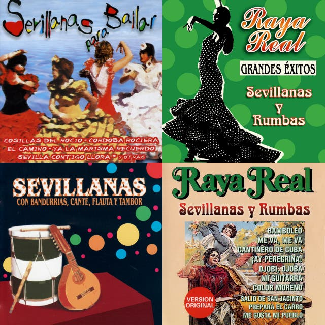 Sevillanas Populares Playlist By Joclaann Spotify