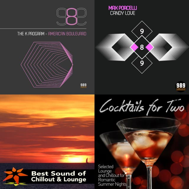 Relaxing ChillOut and Downtempo - 989 Records