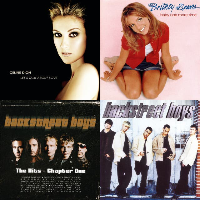 Late 90s Early 2000s Pop Hits - Biggest Pop Hit Songs of the Late 1990s and Early 2000s