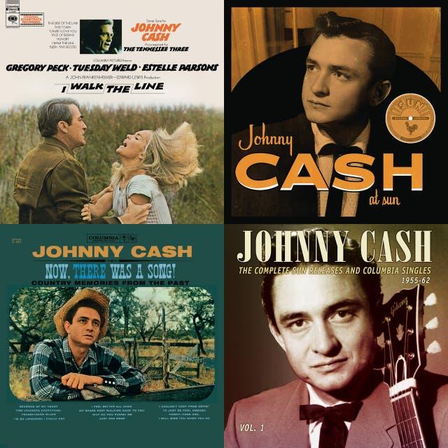 Johnny cash singles