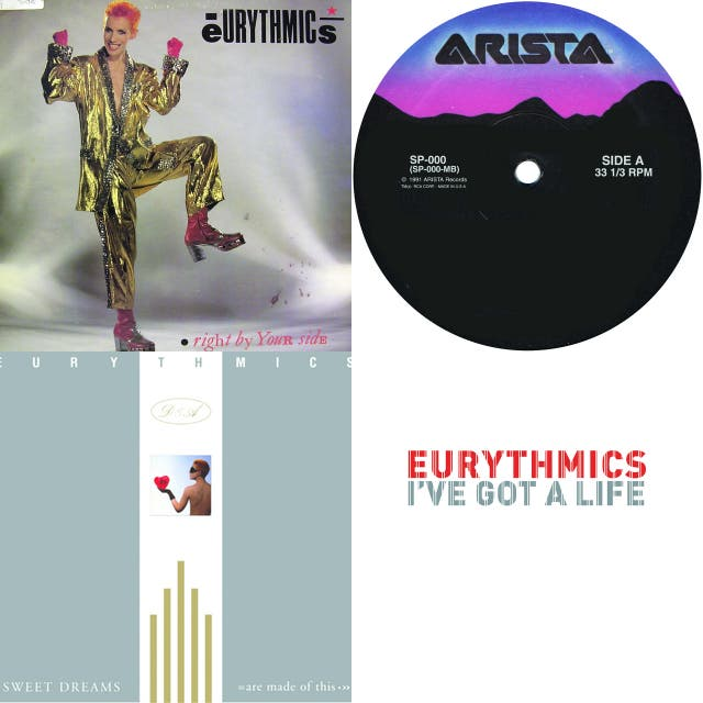 Eurythmics Ultimate Collection: Ultimate Collection On Spotify