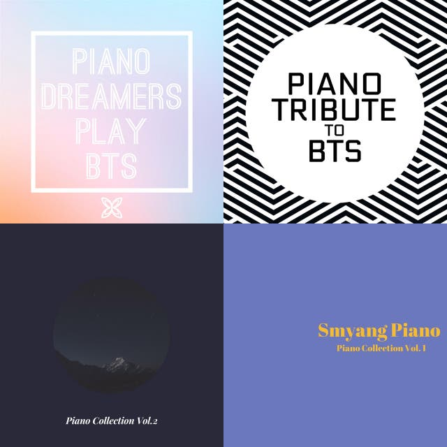 Bts Piano Cover On Spotify