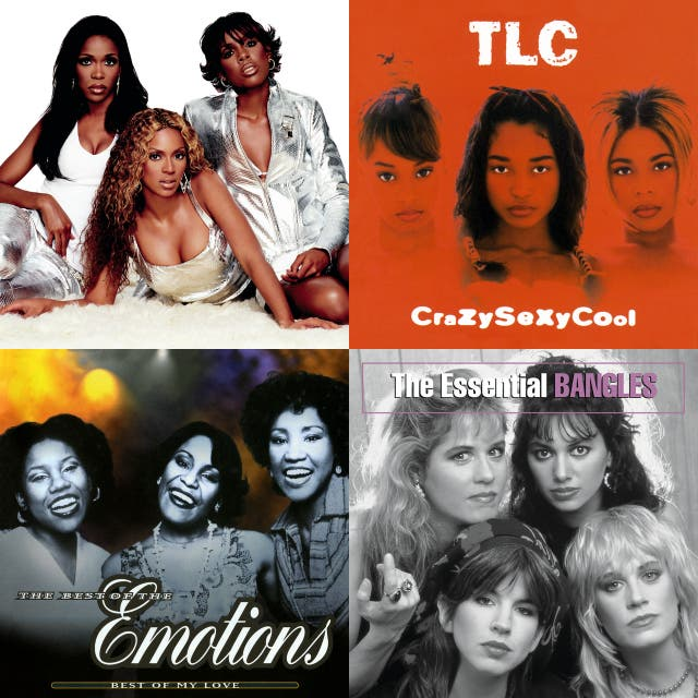 Billboard's Top 40 Girl Group Songs Of All Time