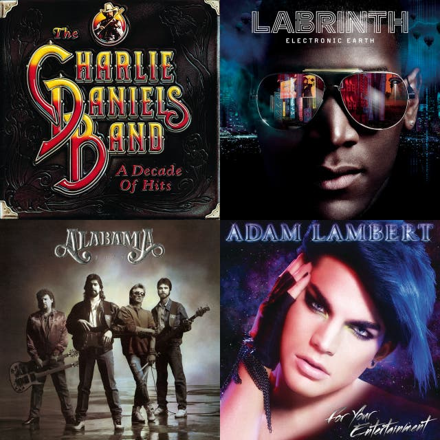 Leaving Amarillo by Caisey Quinn Official Playlist
