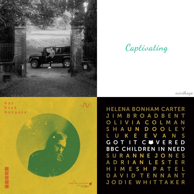 All the new (to me) that's fit to listen