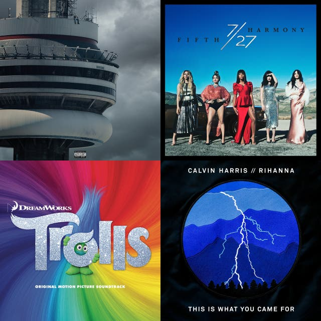 Spotify's Songs of Summer 2016