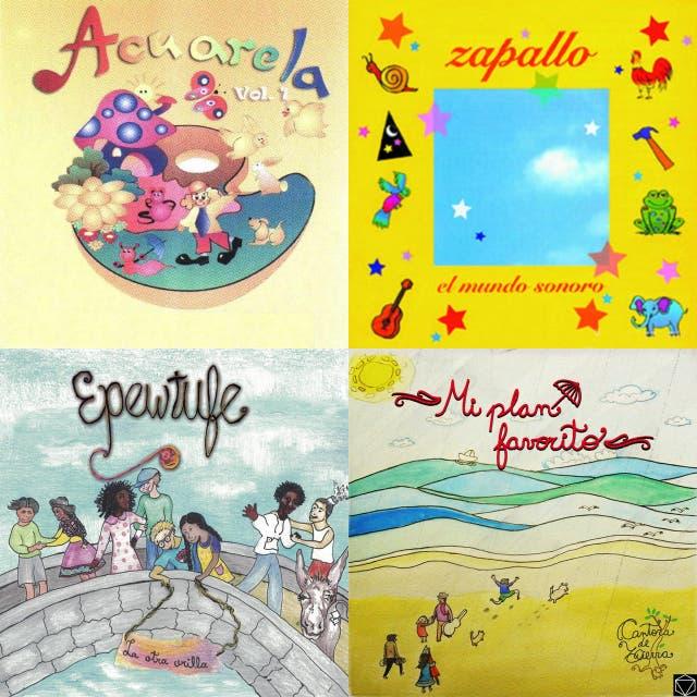 Canciones para Aprender Música - CRIN Chile
