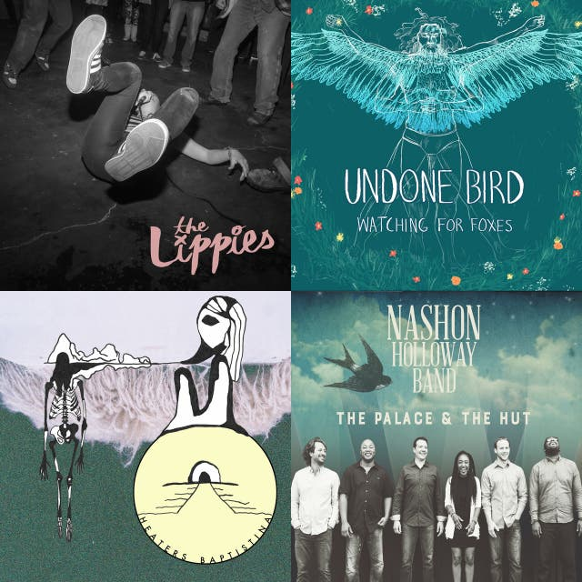 REVUE 2016 Year End Top 5 Local Albums