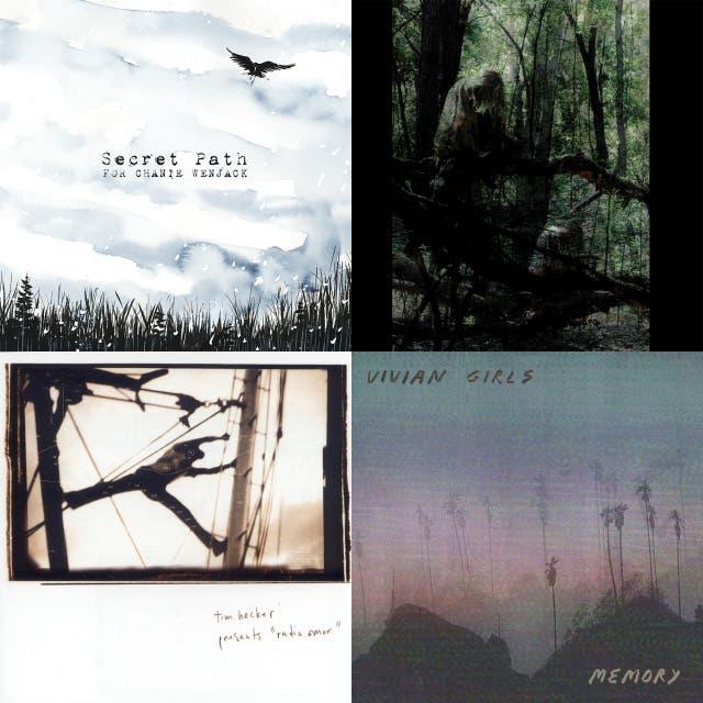 Jeremy Gara : Invada Playlist