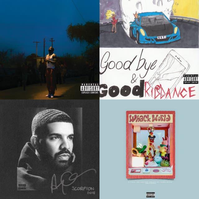 #thisisthebounceplaylist 07.2018