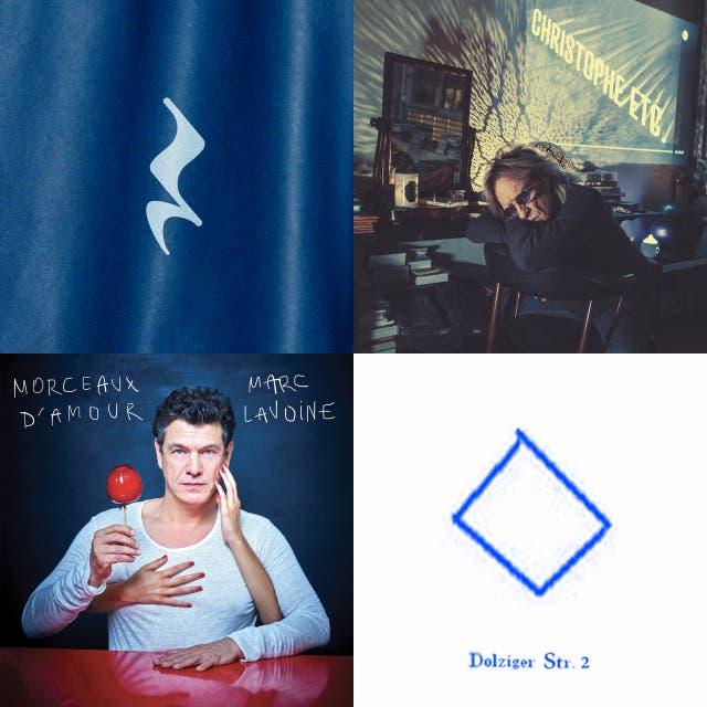 CAMILLE GICQUEL / Playlist