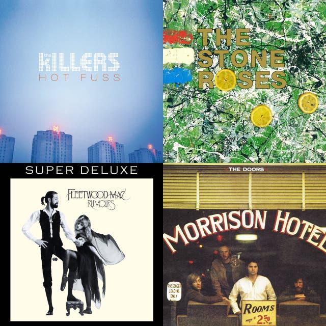# 7 Nigel Cartner - Eight Albums