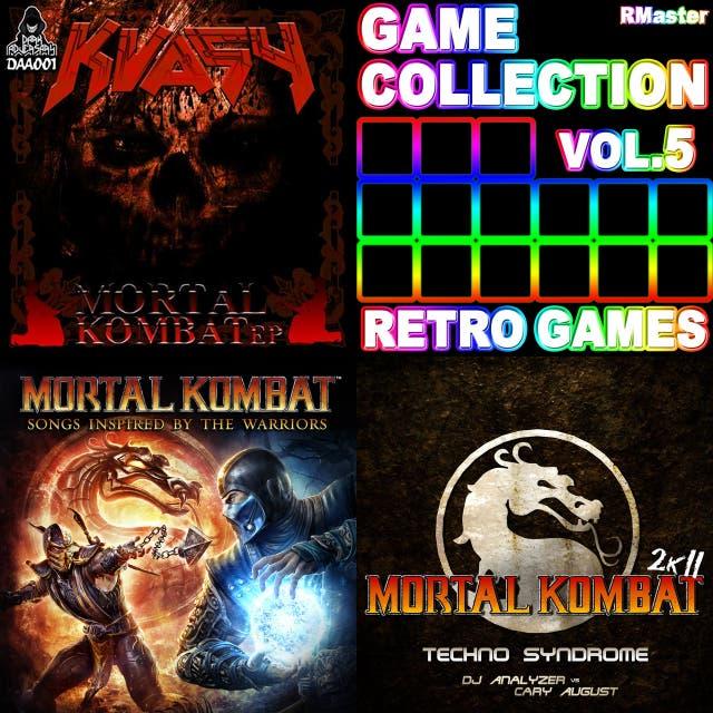 Mortal Kombat theme songs on Spotify