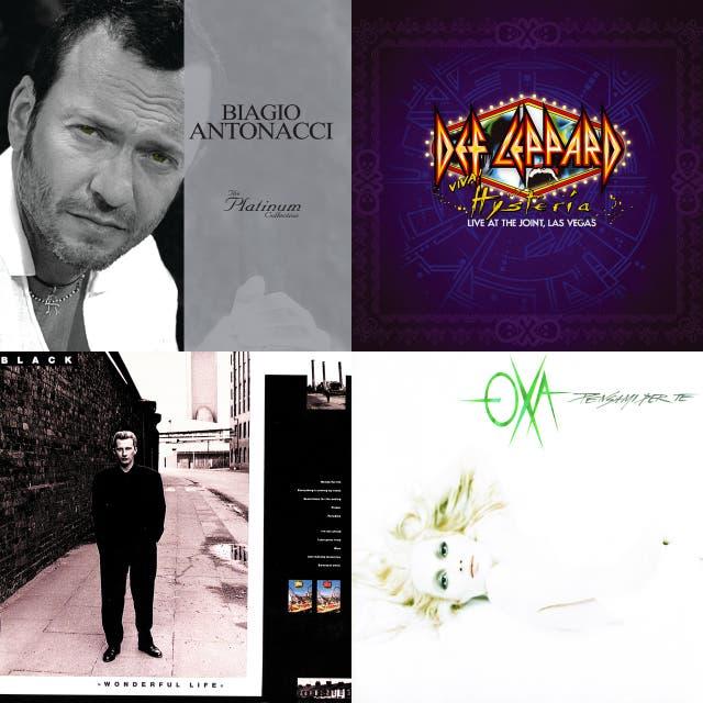 Sanremo 1988 playlist