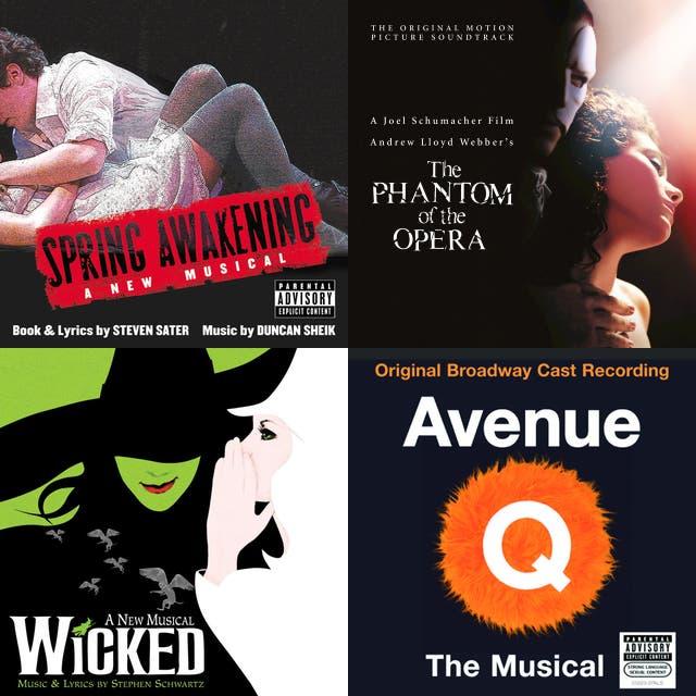 Broadway Time on Spotify