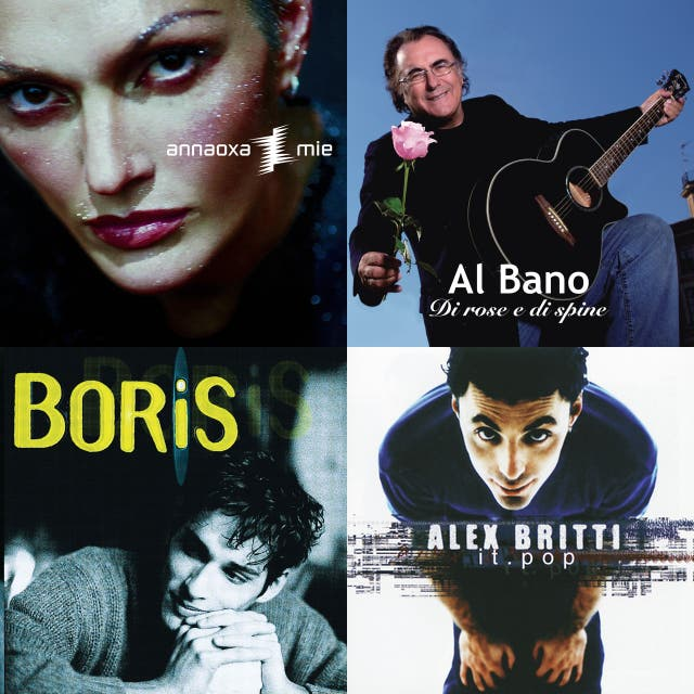 Sanremo 1999 playlist
