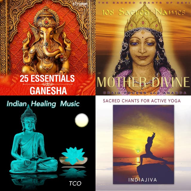 indian yoga on Spotify