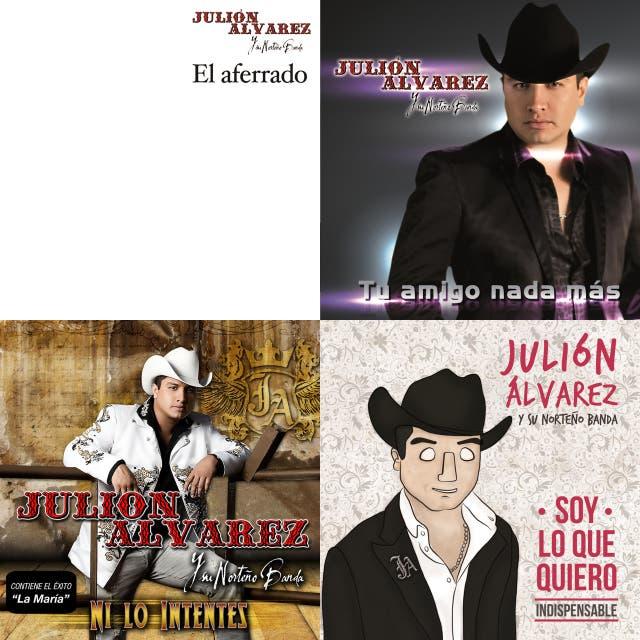 Julión álvarez Y Su Norteño Banda El Amor De Su Vida On Spotify