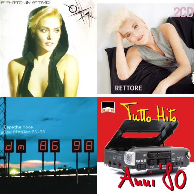 Sanremo 1986 playlist